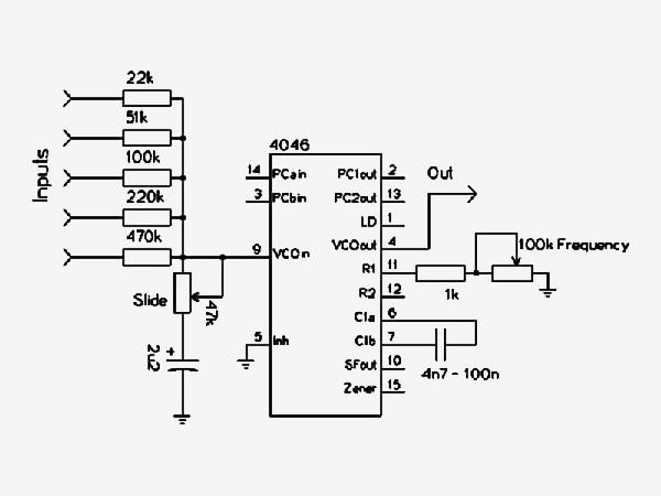 modular synth  brmlab