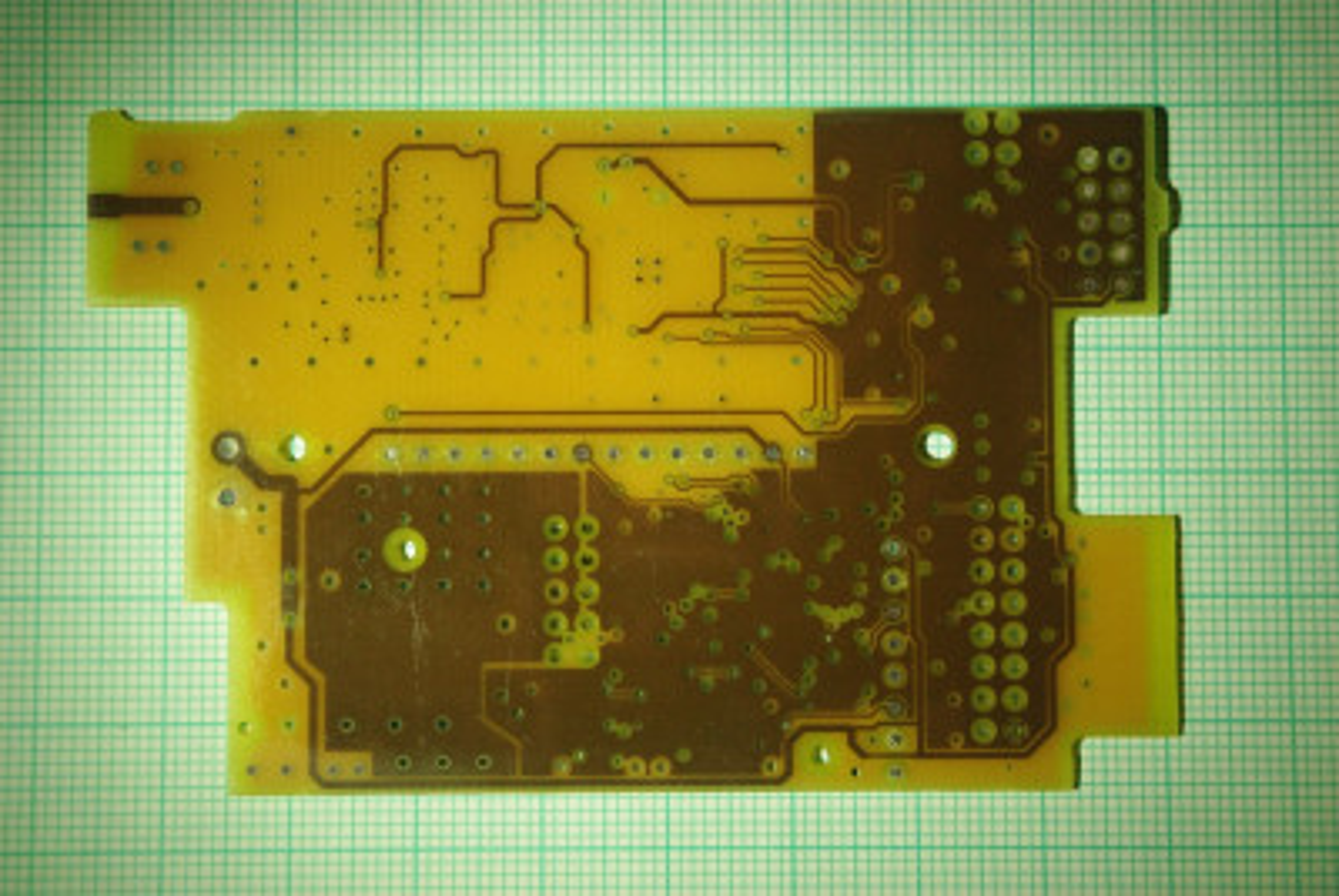 main PCB xxx side bottom layer